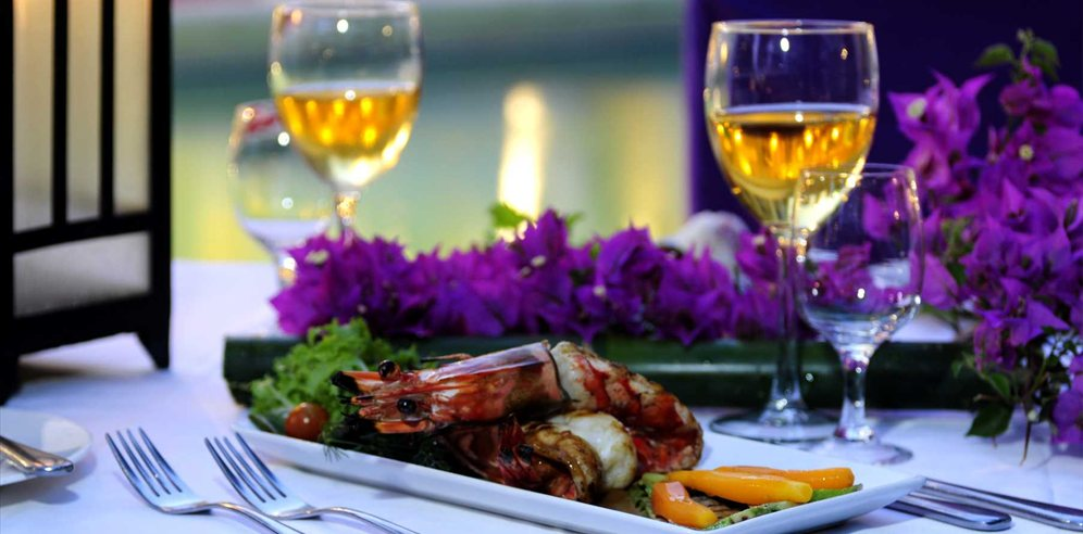 Enjoy exquisite cuisine at Coco Ocean