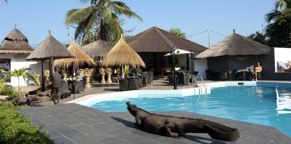 Kotu Beach Resort Gambia