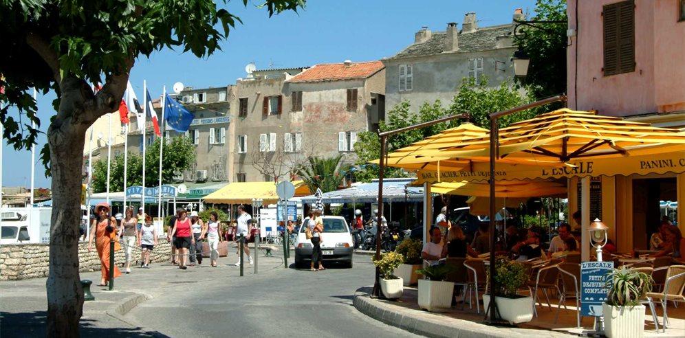 La Roya Saint Florent Restaurant