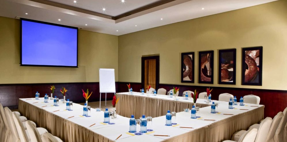 Excellent conference facilities