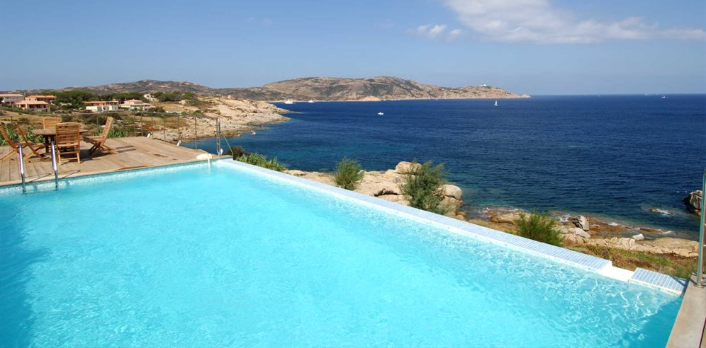 Pool & Sea Views