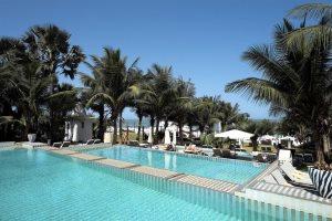 Swimming pool in Gambia