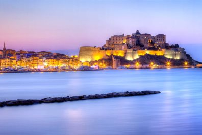 Flights to Calvi