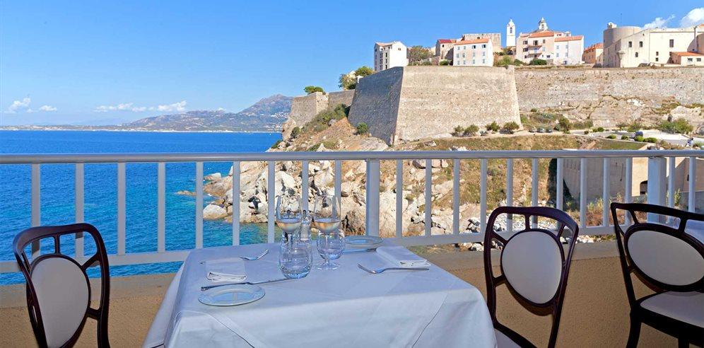 Hotel St Christophe Calvi Corsica