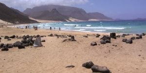 Sao Vicente Beach
