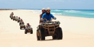 Quad Buggy Tour - Boa Vista