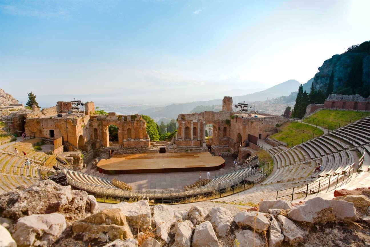 Top 10 Historical Sites In Sicily