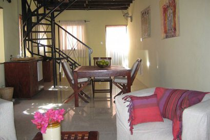 Upgrade to the 2-storey Hibiscus Suite at Hibiscus House