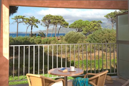 Superior Sea View Room (Côté Mer)