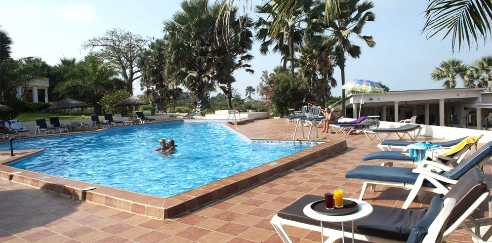 Pool at Bijilo Beach Hotel