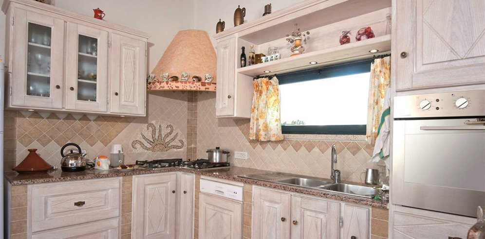 Kitchen Area - Villa Montemoro