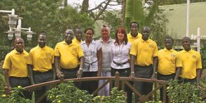 Gambia Experience Staff