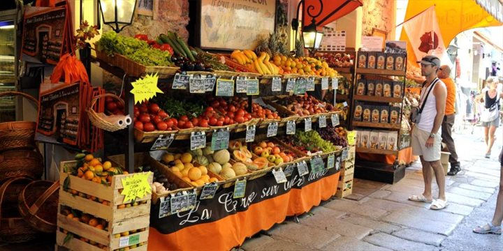 Shopping And Markets In Corsica Corsican Places