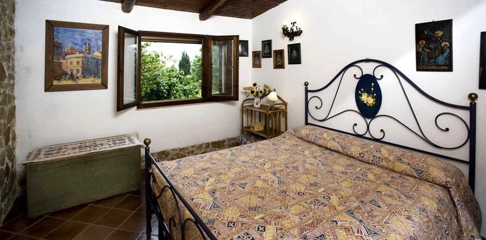 Bedroom - Casa Lluisetta