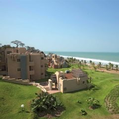 Beachfront location at Coral Beach Resort & Spa, Brufut, The Gambia