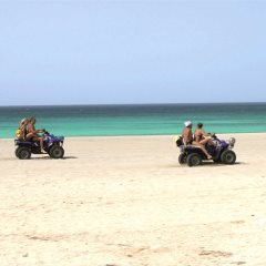 Quads on Boa Vista