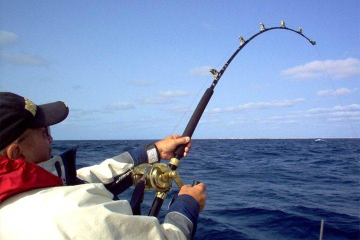 big game fishing cape verde