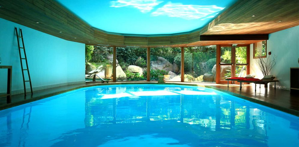 Indoor pool / spa centre