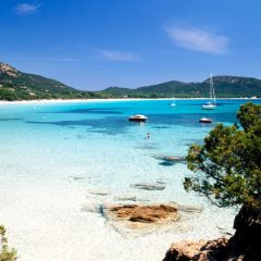 Palombaggia Beach, Porto Vecchio, Corsica - © Robert Harding Picture Library Ltd / Alamy Stock Photo