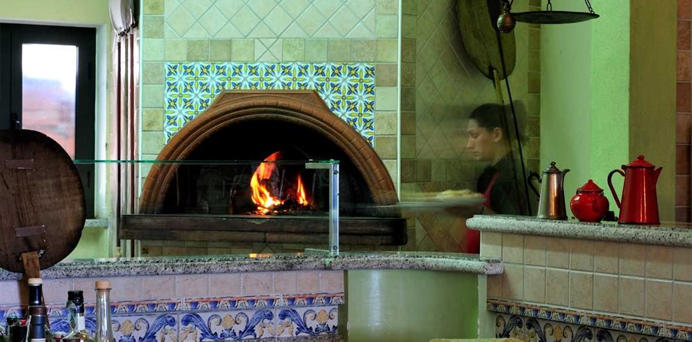 Pizza Oven - Hotel Su Lithu
