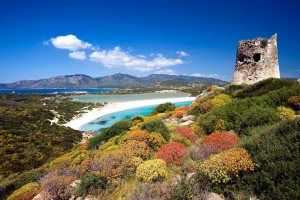 Cala Giunco, Villasimius, Southern Sardinia - © REDA &CO srl / Alamy Stock Photo