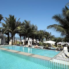 Tiered pool at Coco Ocean