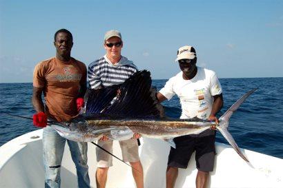Fishing in The Gambia