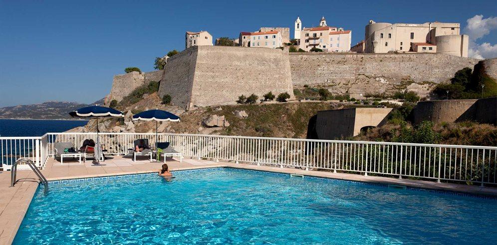 Hotel St Christophe | Calvi | Corsican Places