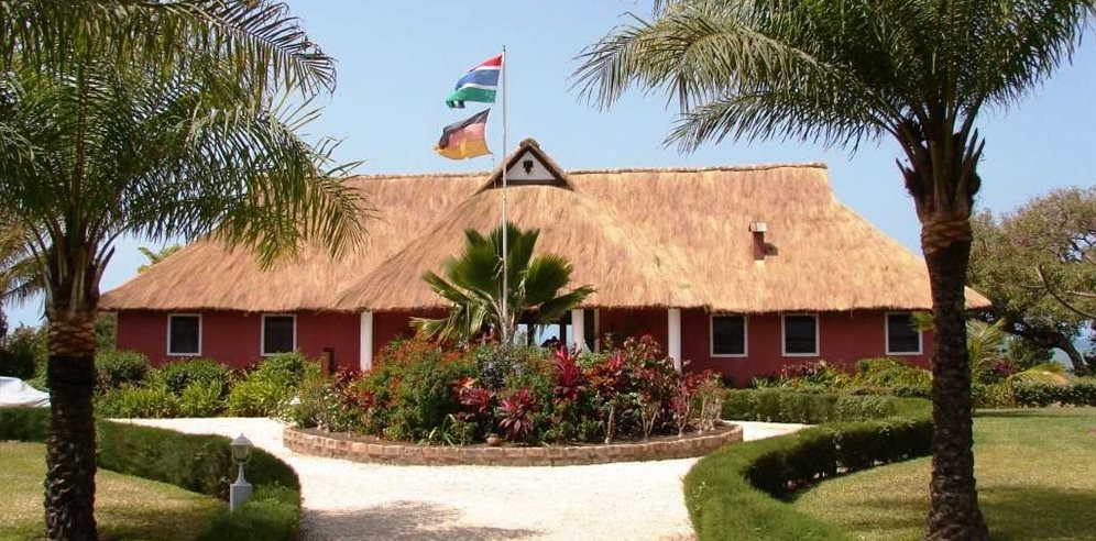 Welcome to White Horse Residence, Batokunku, The Gambia