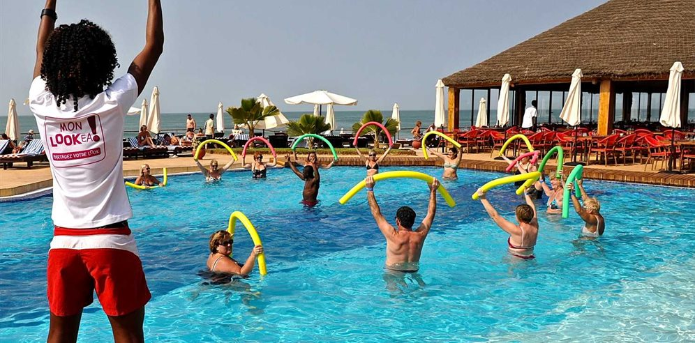 Daytime activities at Royal Horizon Baobab Hotel
