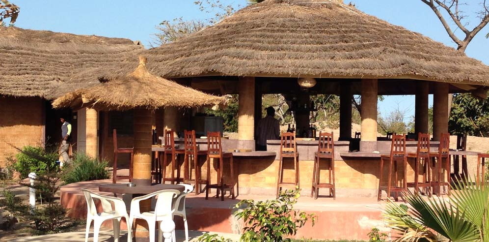 Tanji Bird Reserve Eco-Lodge Restaurant