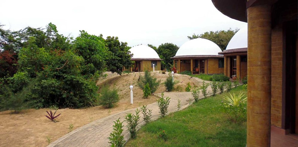 Tanji Bird Reserve Eco-Lodge