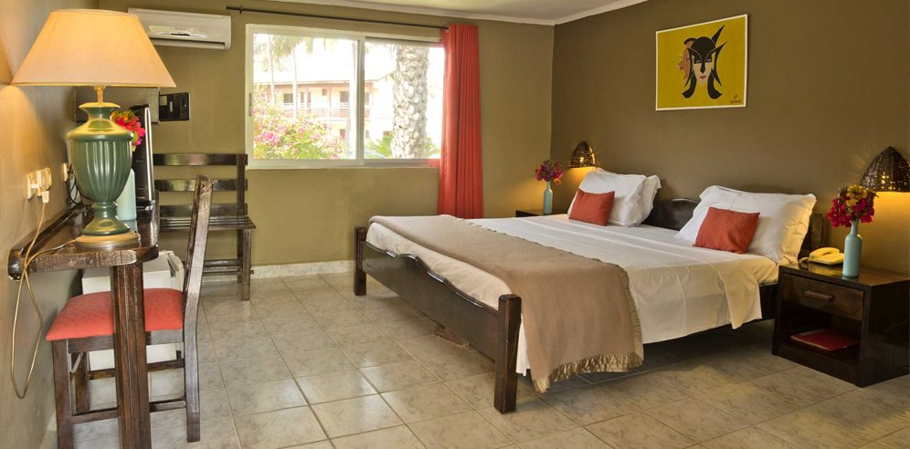 Standard room at Sunset Beach, The Gambia