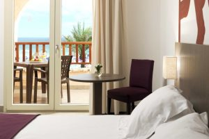 Front Sea View Room