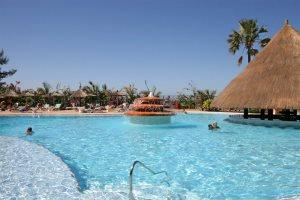Senegambia Hotel in The Gambia