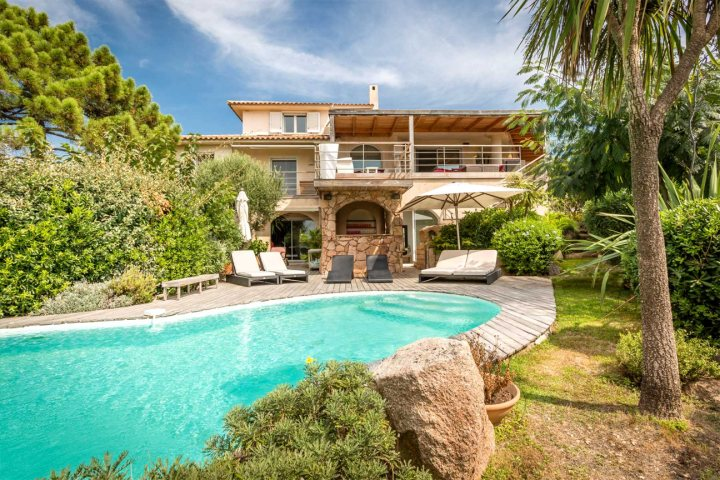 Luxury Villas In Calvi Corsica