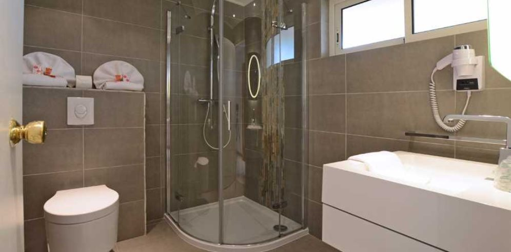 Confort Shower room
