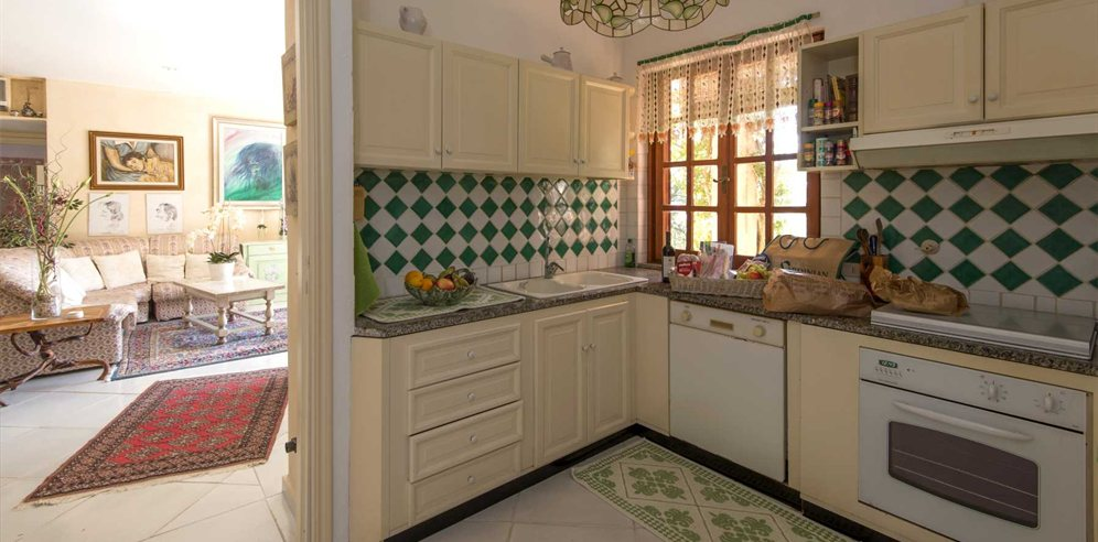 Kitchen - Villa Claudia