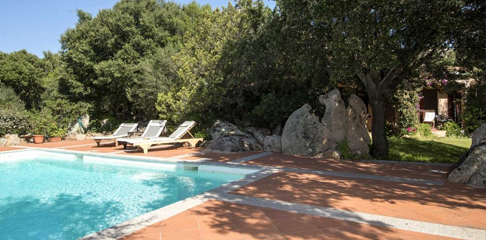 Pool Area - Villa Claudia