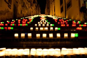 The Illuminated Staircase, Caltagirone - ollirg   |  Shutterstock