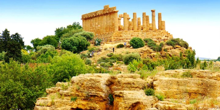 Juno Temple, Greek Temples Valley, Agrigento - silky   |  Shutterstock