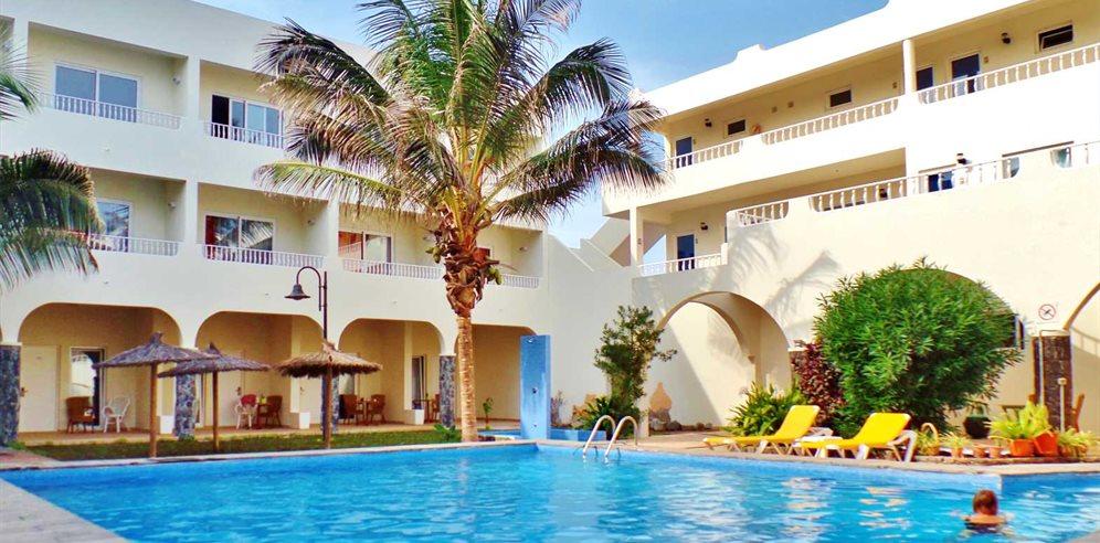 célèbre marque de designer nouveaux articles meilleures baskets Hotel Pontão | Sal, Cape Verde