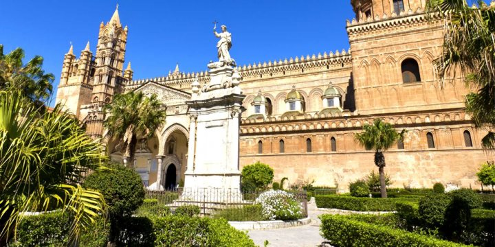 Cathedral in Palermo - lapas77  |  Shutterstock