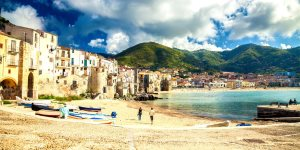 Fishing boats on Cefalu beach - Anna Lurye  |  Shutterstock