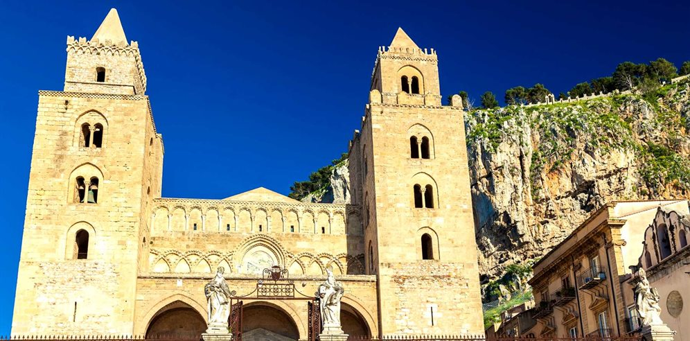 The Cathedral-Basilica of Cefalu - Anna Lurye  |  Shutterstock