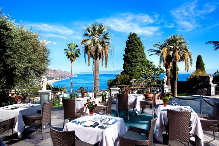 Our Favourite Restaurants In Taormina