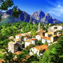 Evisa Village - Valinco & the West Coast - Corsica - leoks
