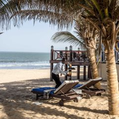 Beachfront luxury at Coco Ocean Resort & Spa, Bijilo, The Gambia