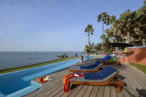 Ngala Lodge in The Gambia