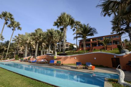 Macondo suites and pool